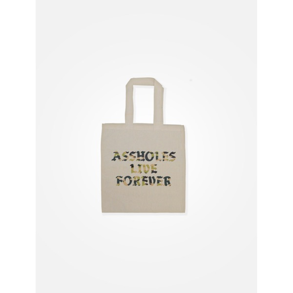 "Alf ""Assholes Live Forever"" Limited Camo Tote Bag"