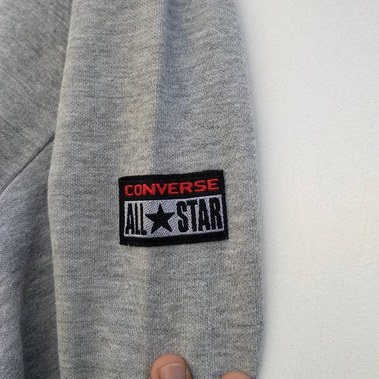 Vintage Converse Long Sleeve Big Logo Spellout