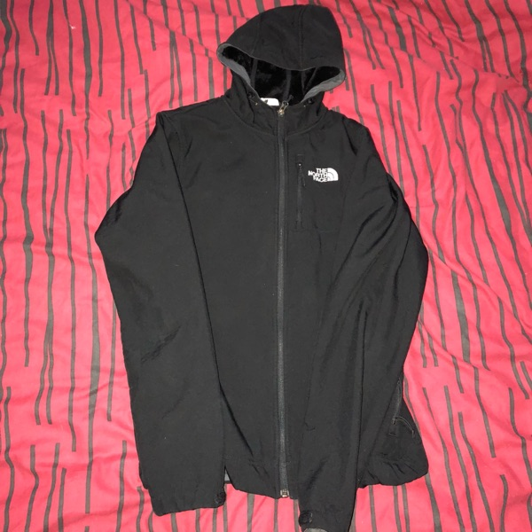 The North Face Fleece Lined Soft Shell Jacket