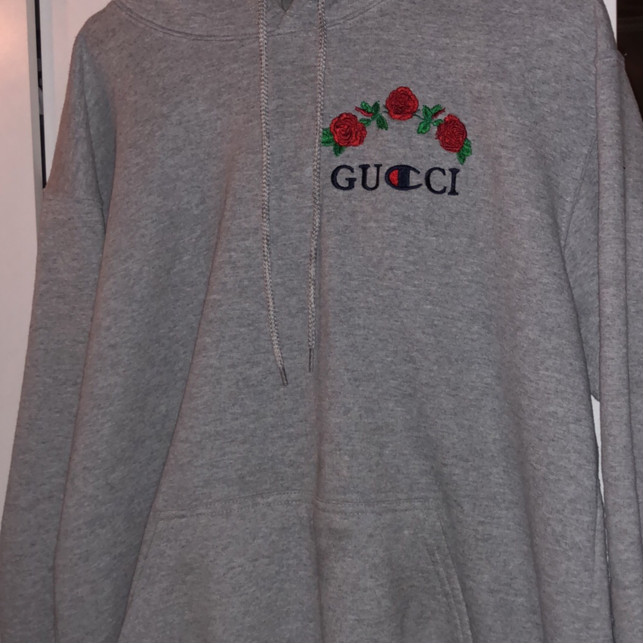 finest selection new product newest collection Gucci X Champion Hoodie