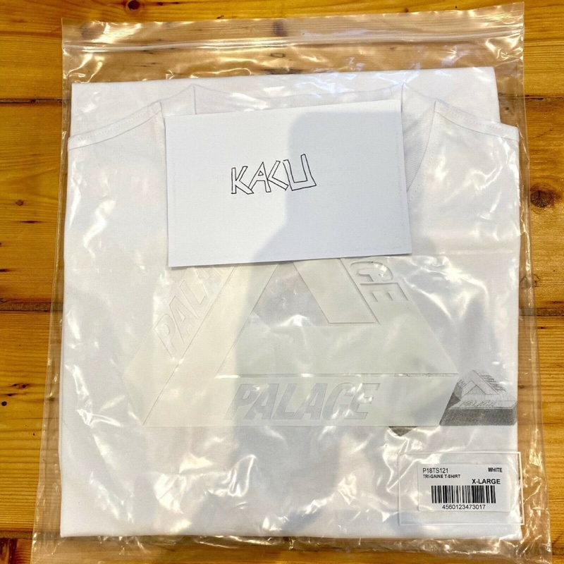 Palace Tri-Gaine T-Shirt White