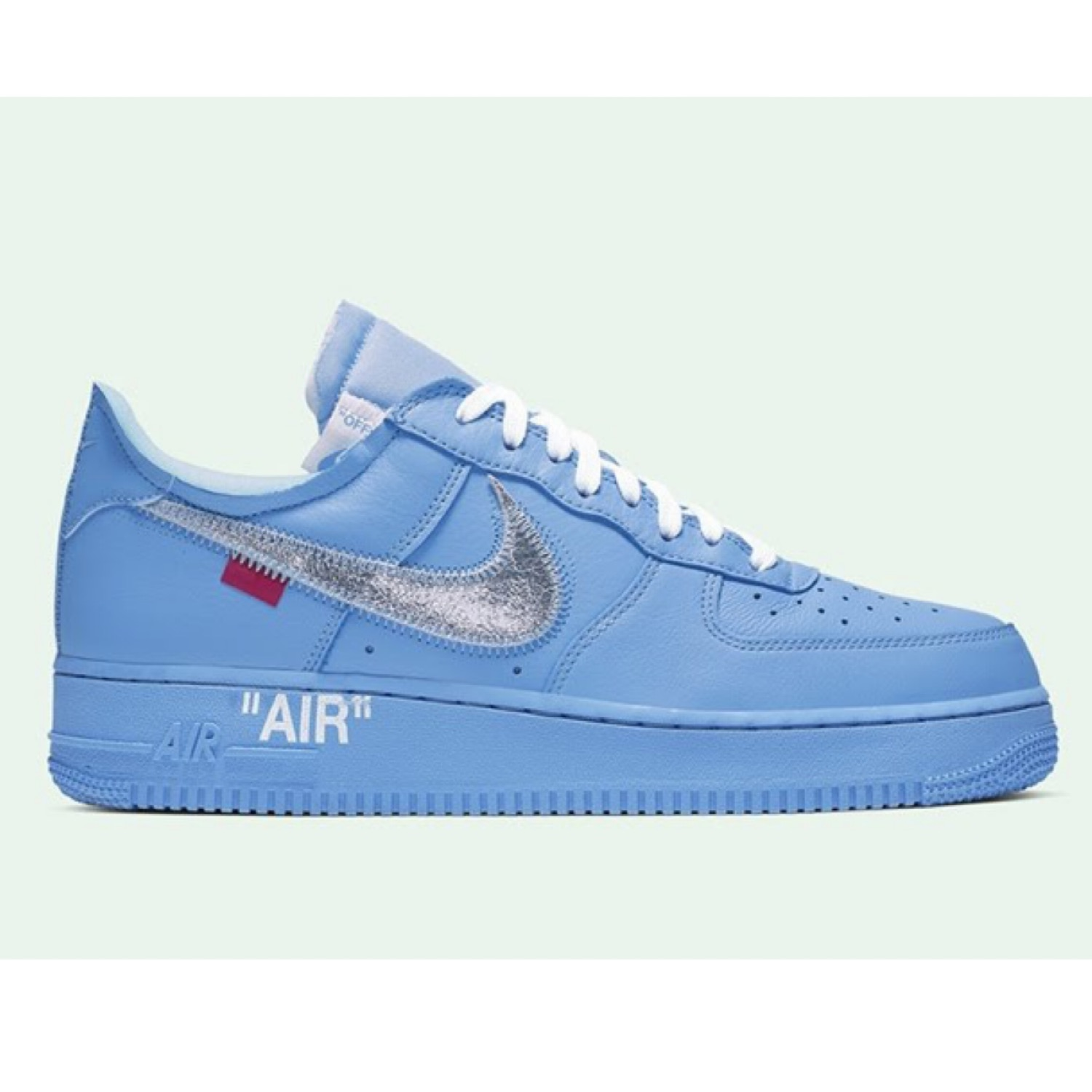 Off-White X Nike Air Force 1 Mca Re-Release Proxy