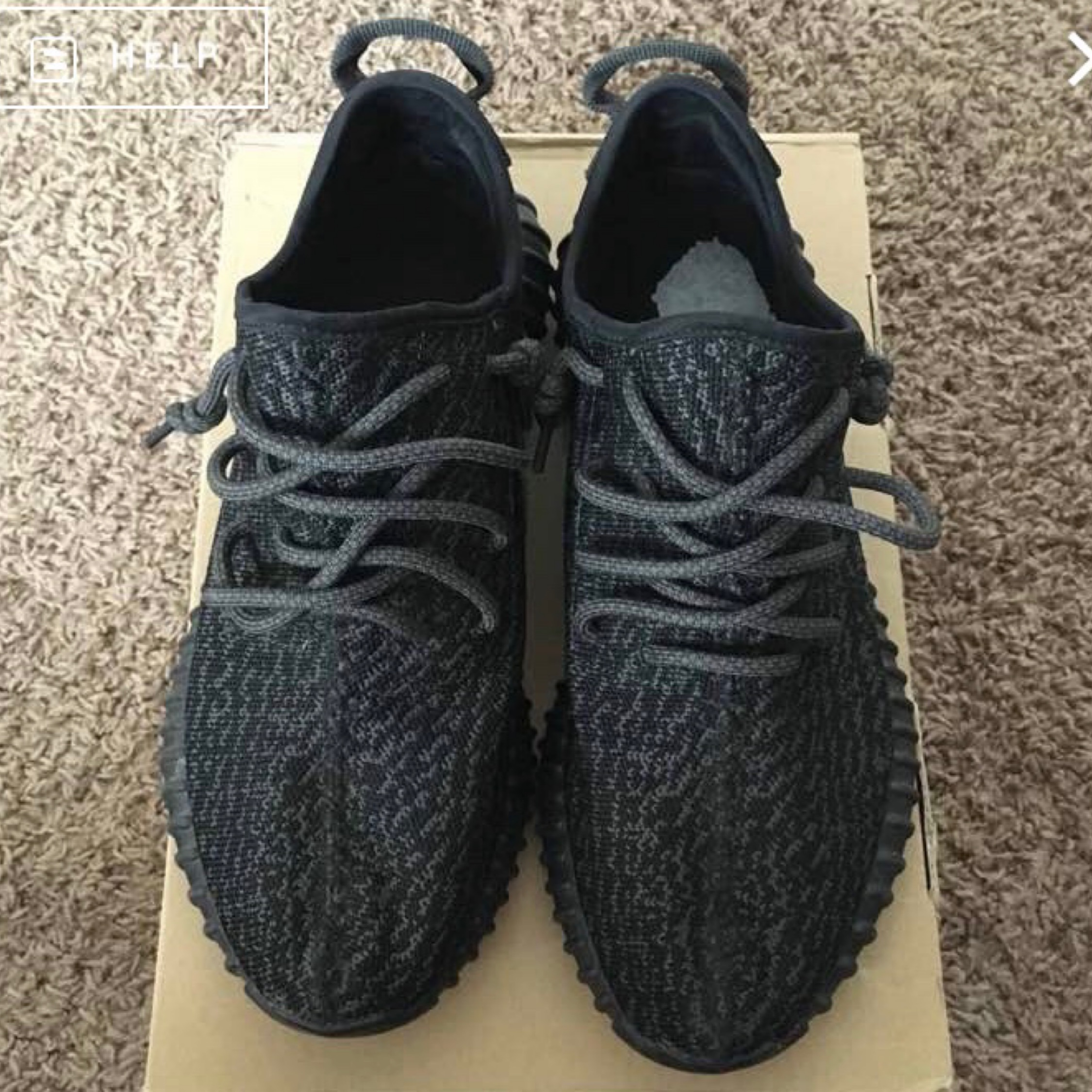 differently e1d20 9baf8 Adidas Yeezy Boost 350 Pirate Black