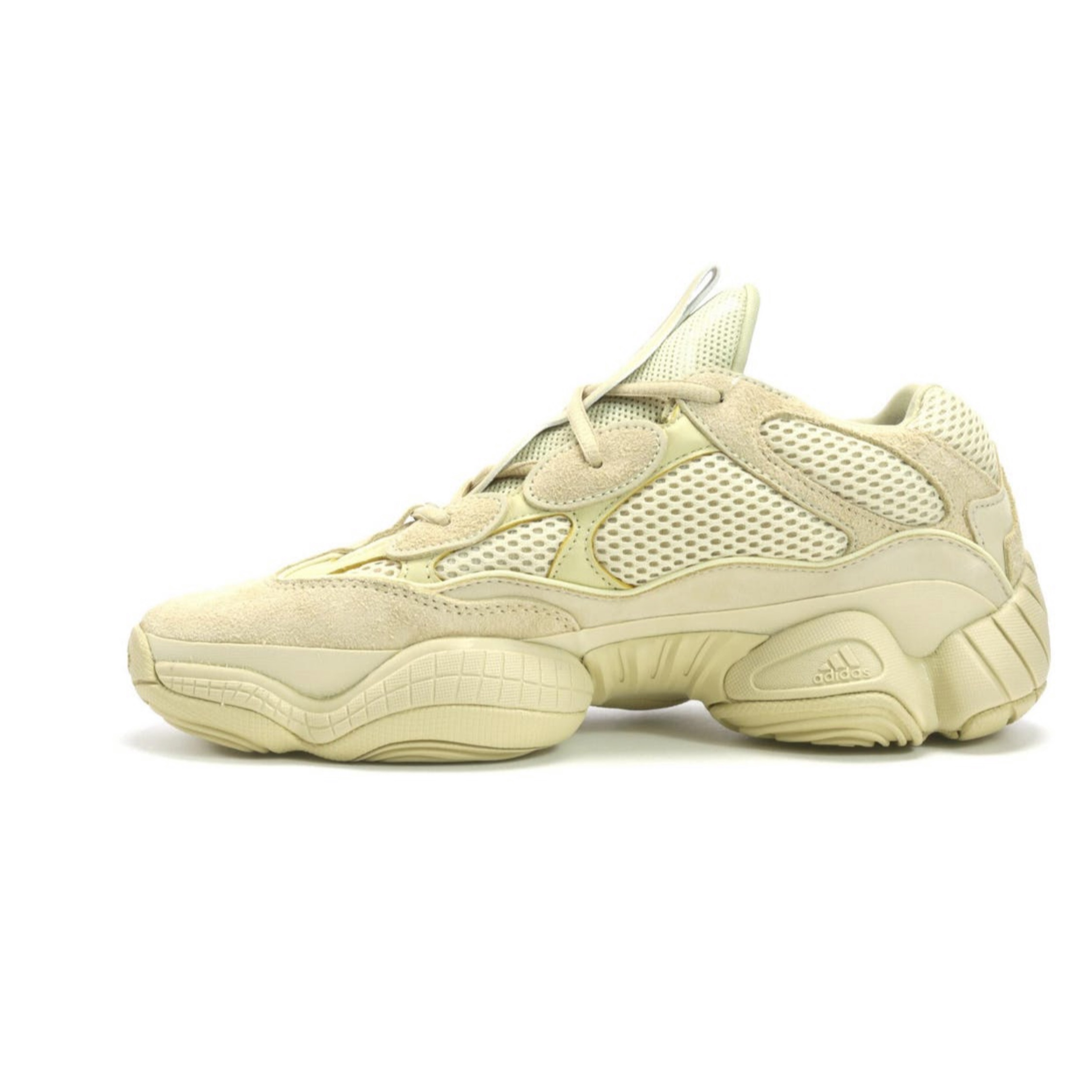 purchase cheap f5331 a281d Adidas Yeezy 500 Super Moon Yellow