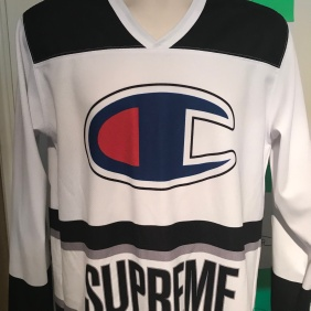 Ss14 Supreme X Champion Hockey Top Jersey