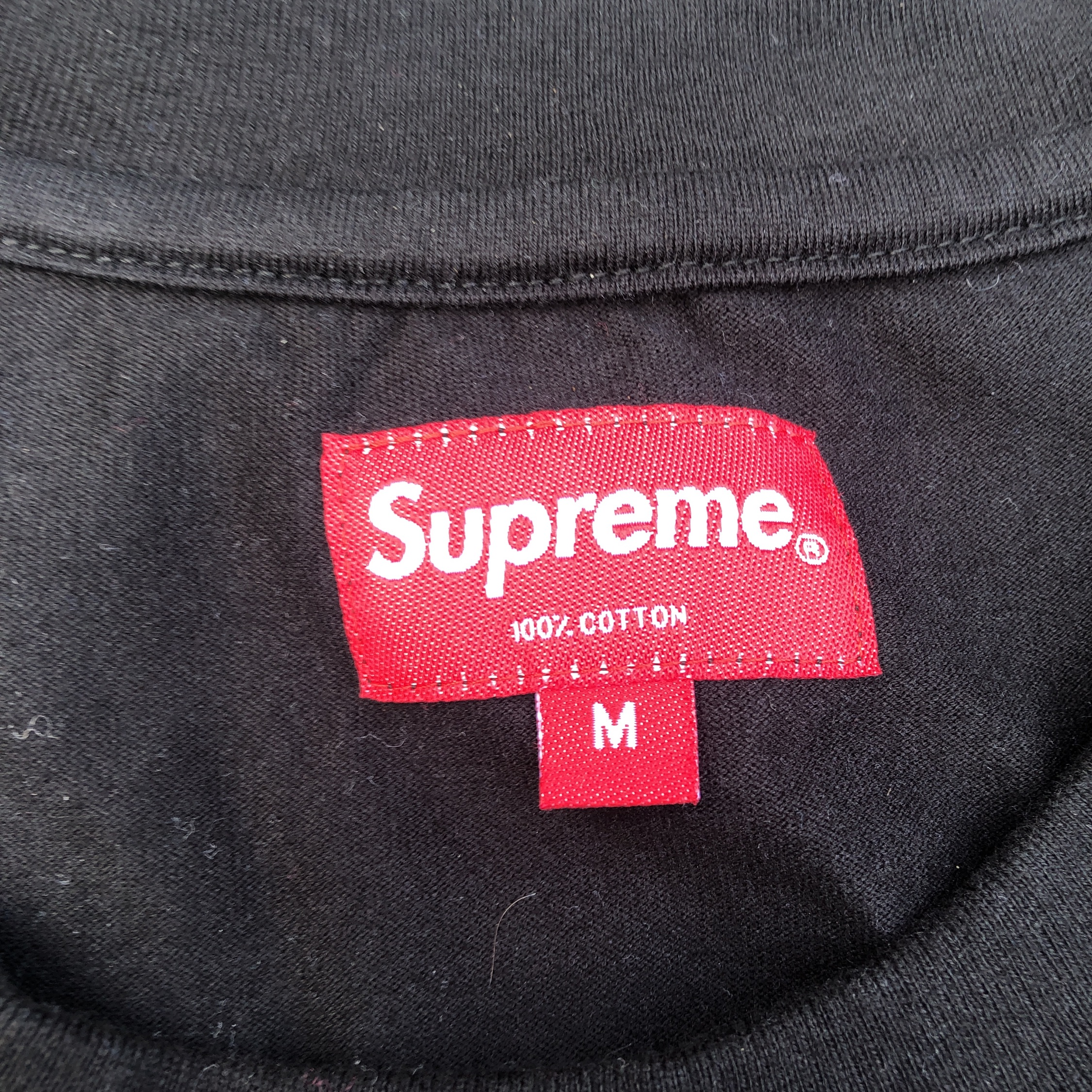 Supreme Top of the World Black
