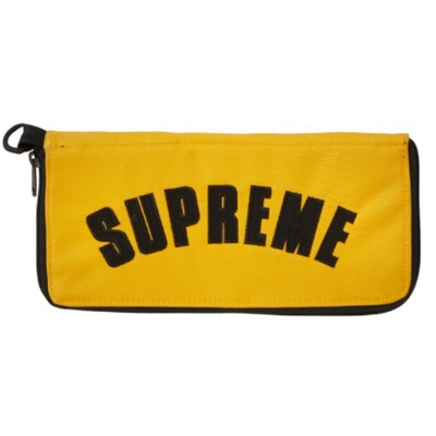 Supreme The North Face Arc Logo Organizer Yellow