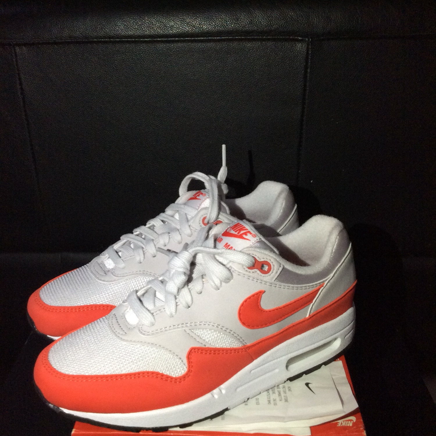 Nike Red Air 1 Habanero W Max Og nvwO80Nm