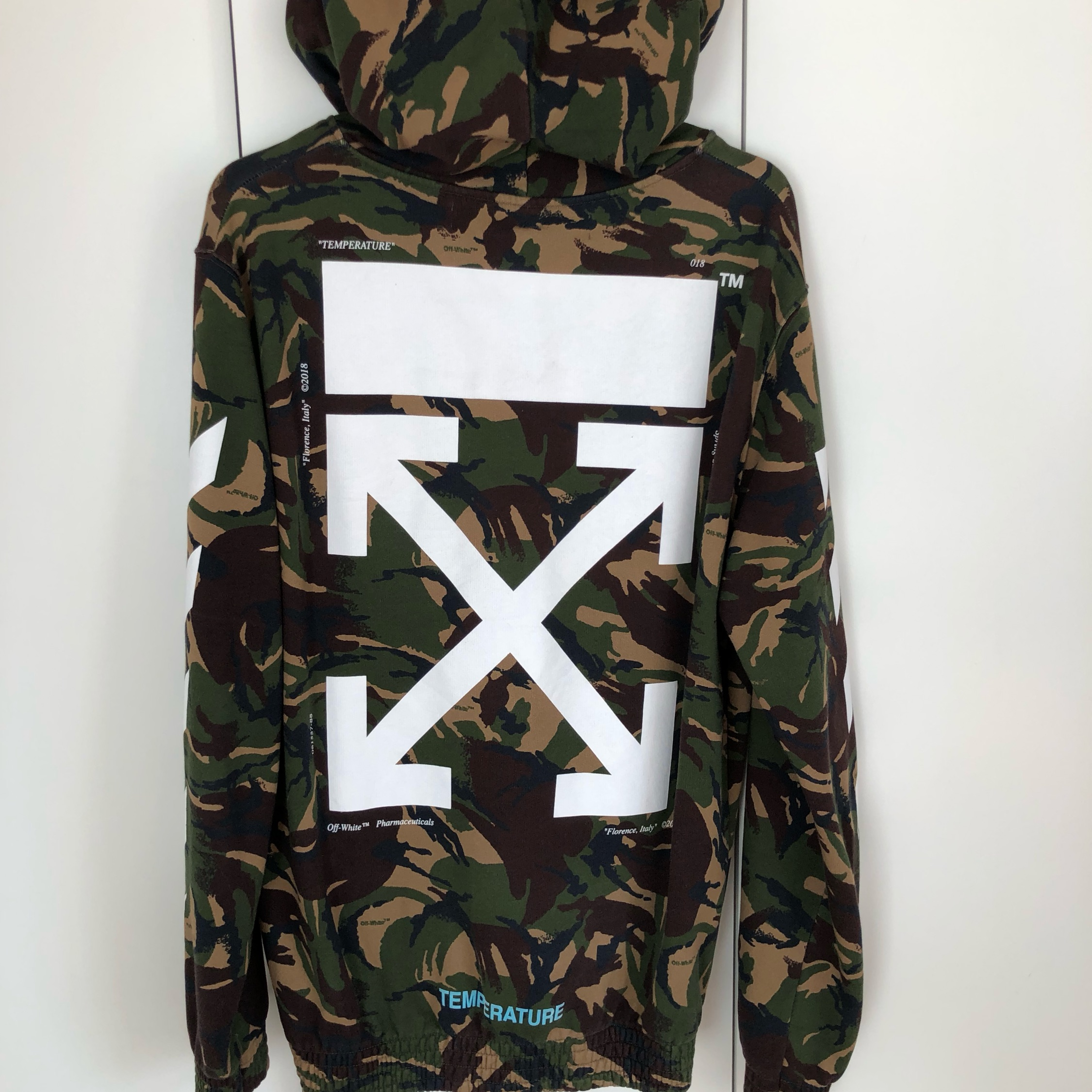 Off White Camouflage