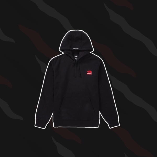 Supreme X The North Face Statue Of Liberty Hoodie