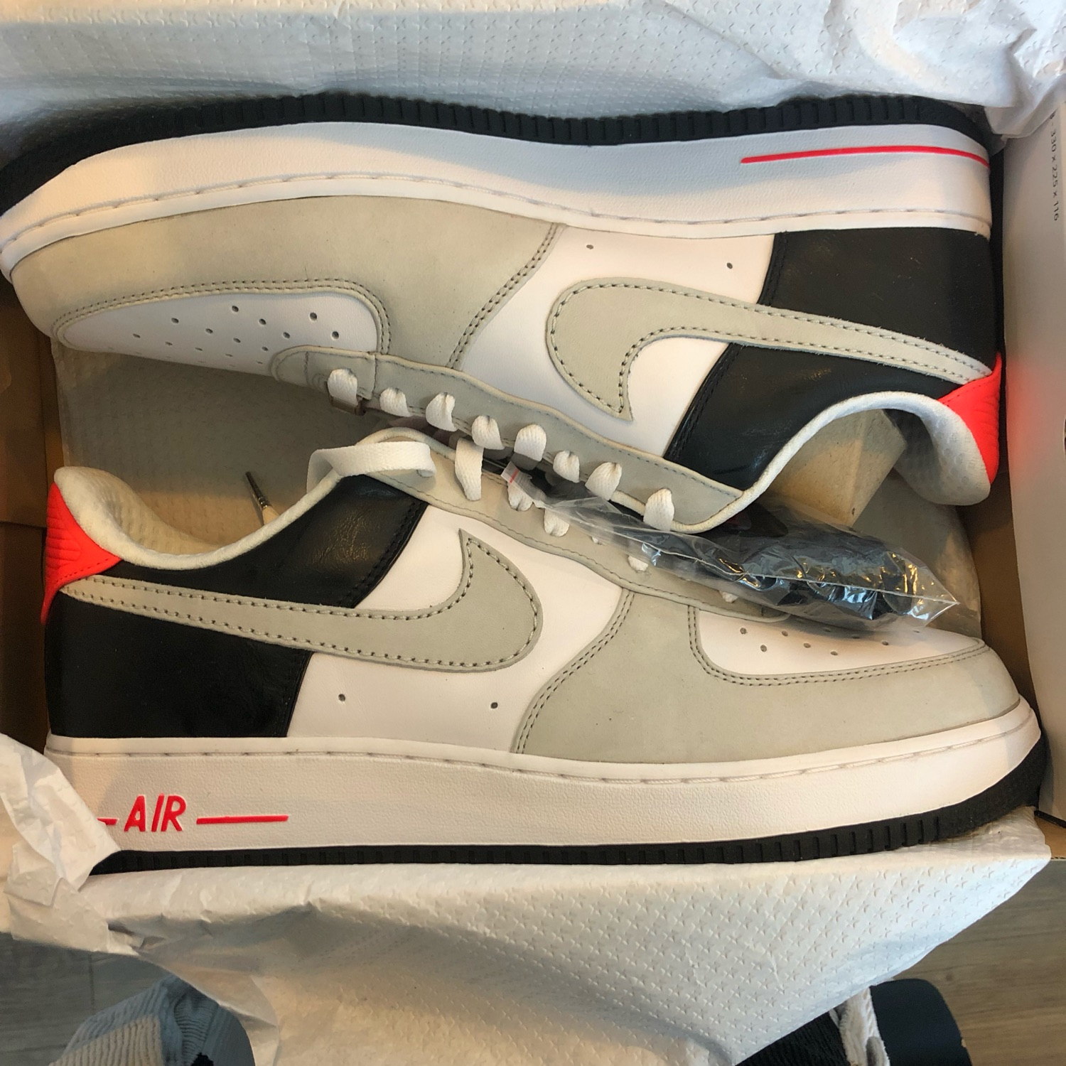 Air Force 1 Low Premium Infrared Size 11.5