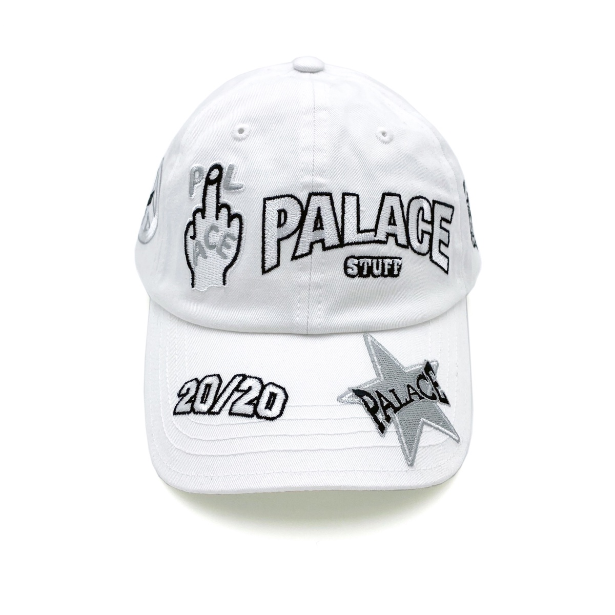 Palace Multi Pack 6-Panel Hat