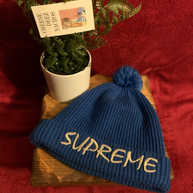 Supreme FTP New Era Beanie