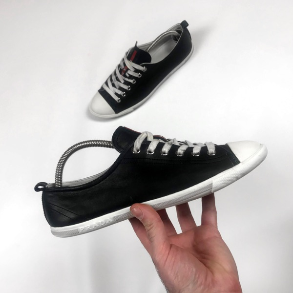 Prada Low Top Sneakers