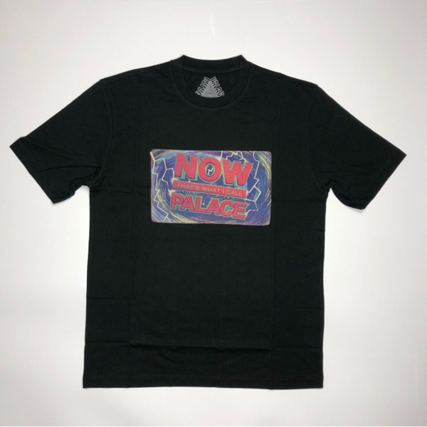 Palace Now That's What I Call Palace T-Shirt Black