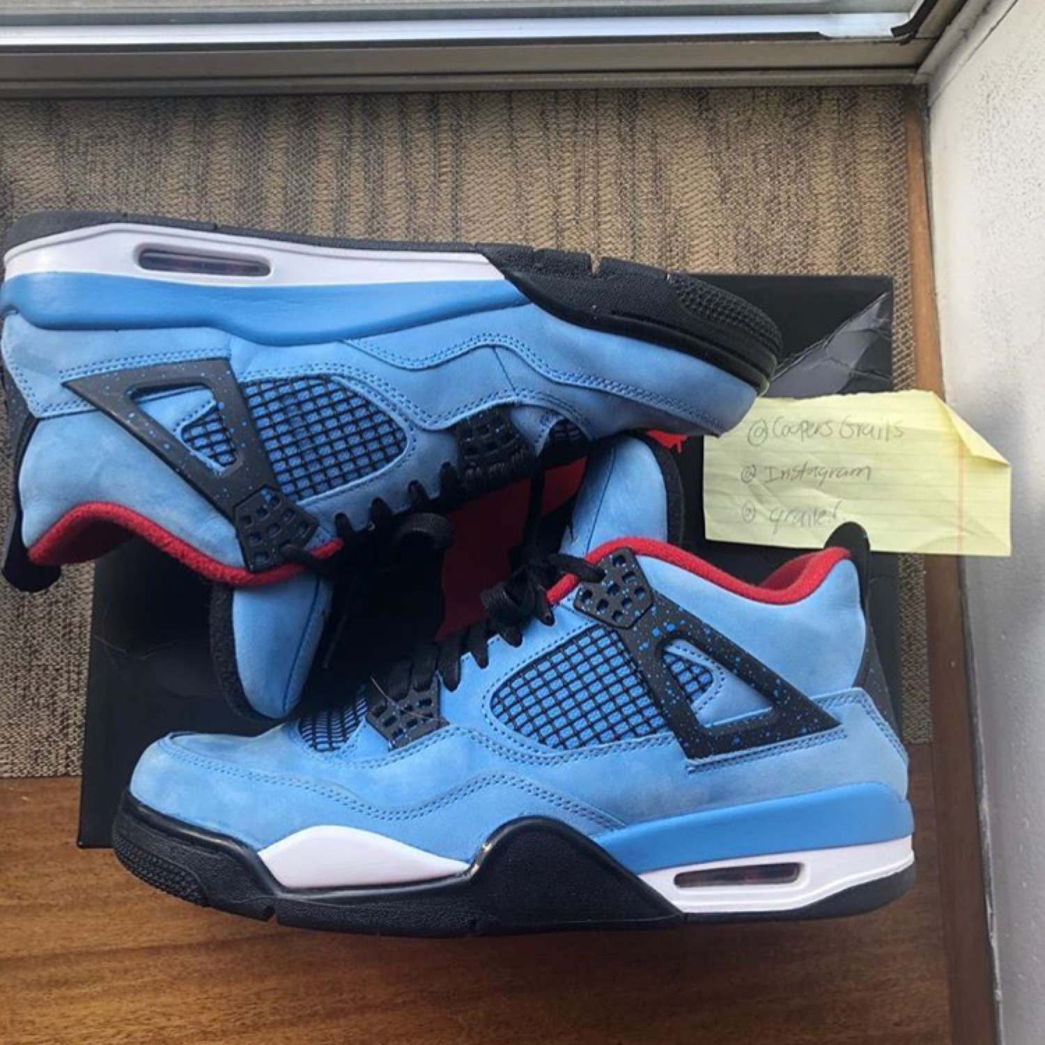 best cheap e2191 56d59 Travis Scott X Jordan 4