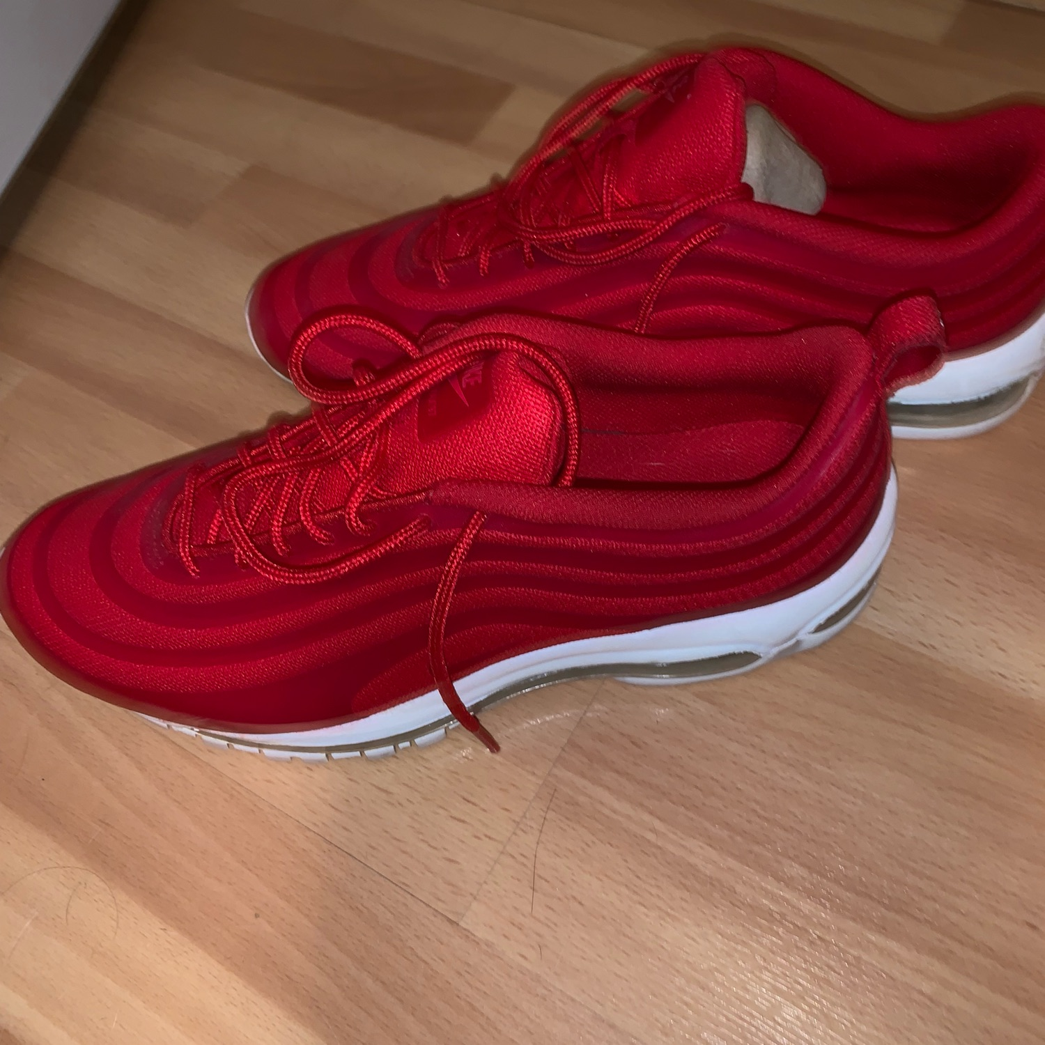 new product 2b074 608c9 Nike Air Max 97 Ultra 17 Gym Red