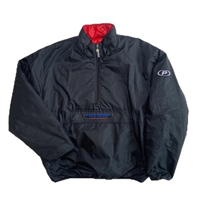 Vintage Polo Sport Reversible Jacket