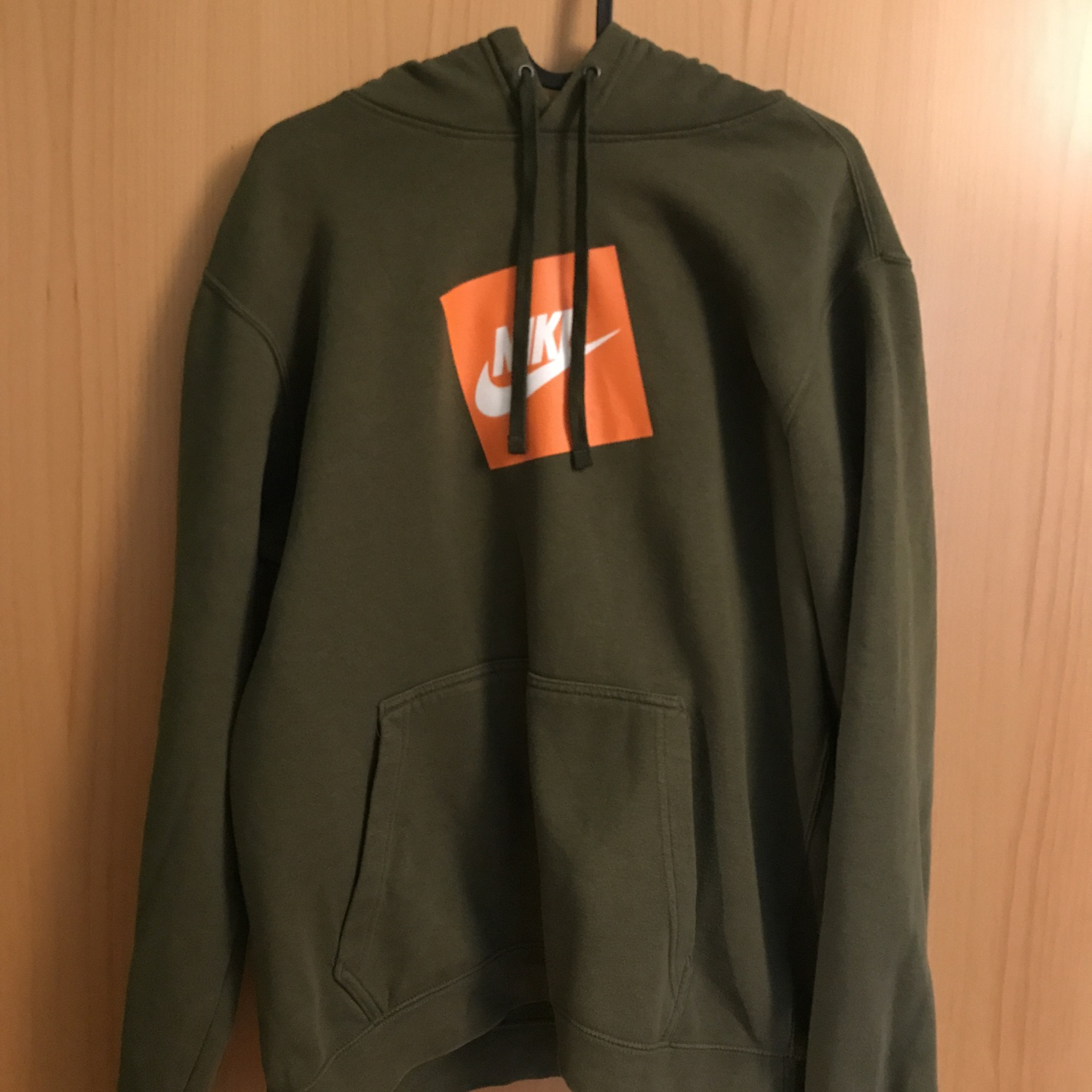 Raramente Muscular Won  army green nike sweater discount 4ceb4 b444c