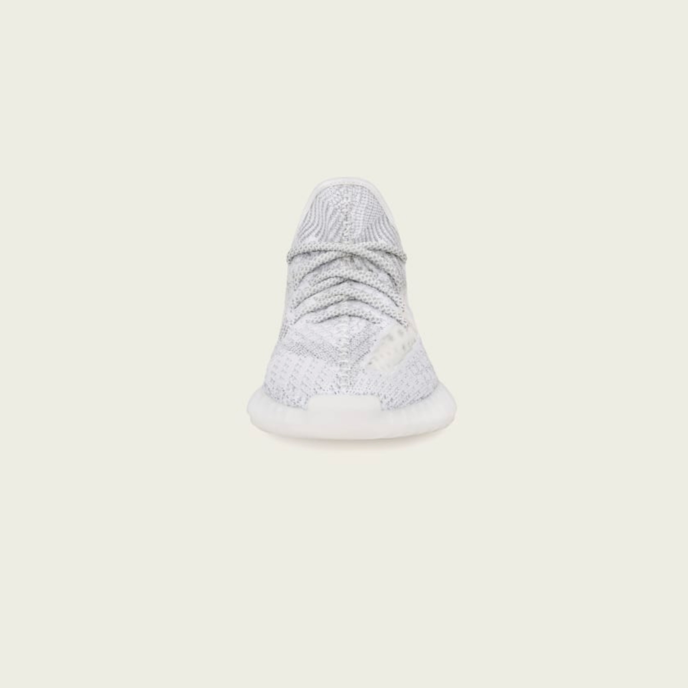 8e6504ab76c72 Yeezy Boost 350 V2 Static Non-Reflective Size 4.5