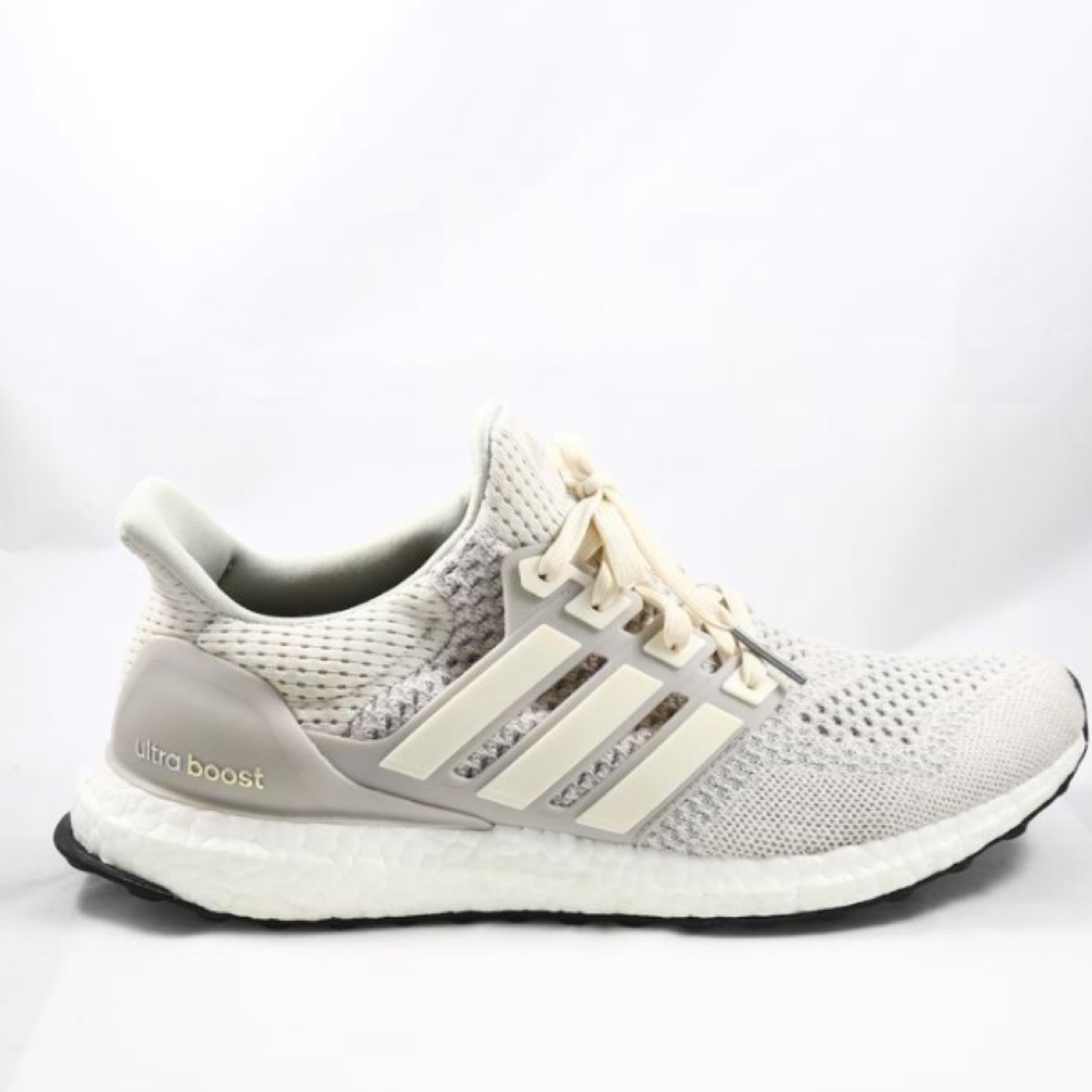 reputable site fa422 50f91 Adidas Ultraboost Cream Pre-Owned
