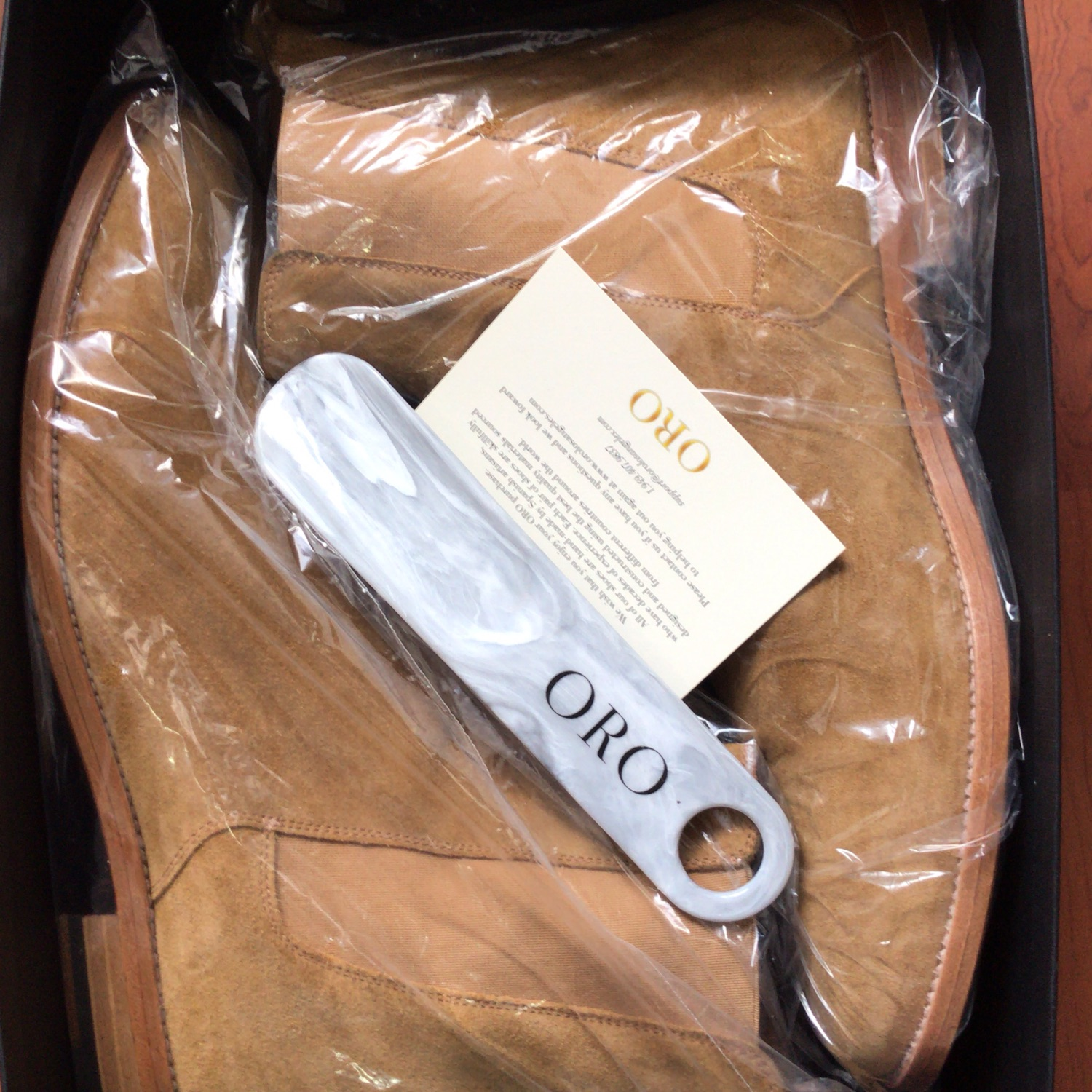 ff19fc65f Chelsea Boots Oro Los Angeles(The Classic Whiskey)
