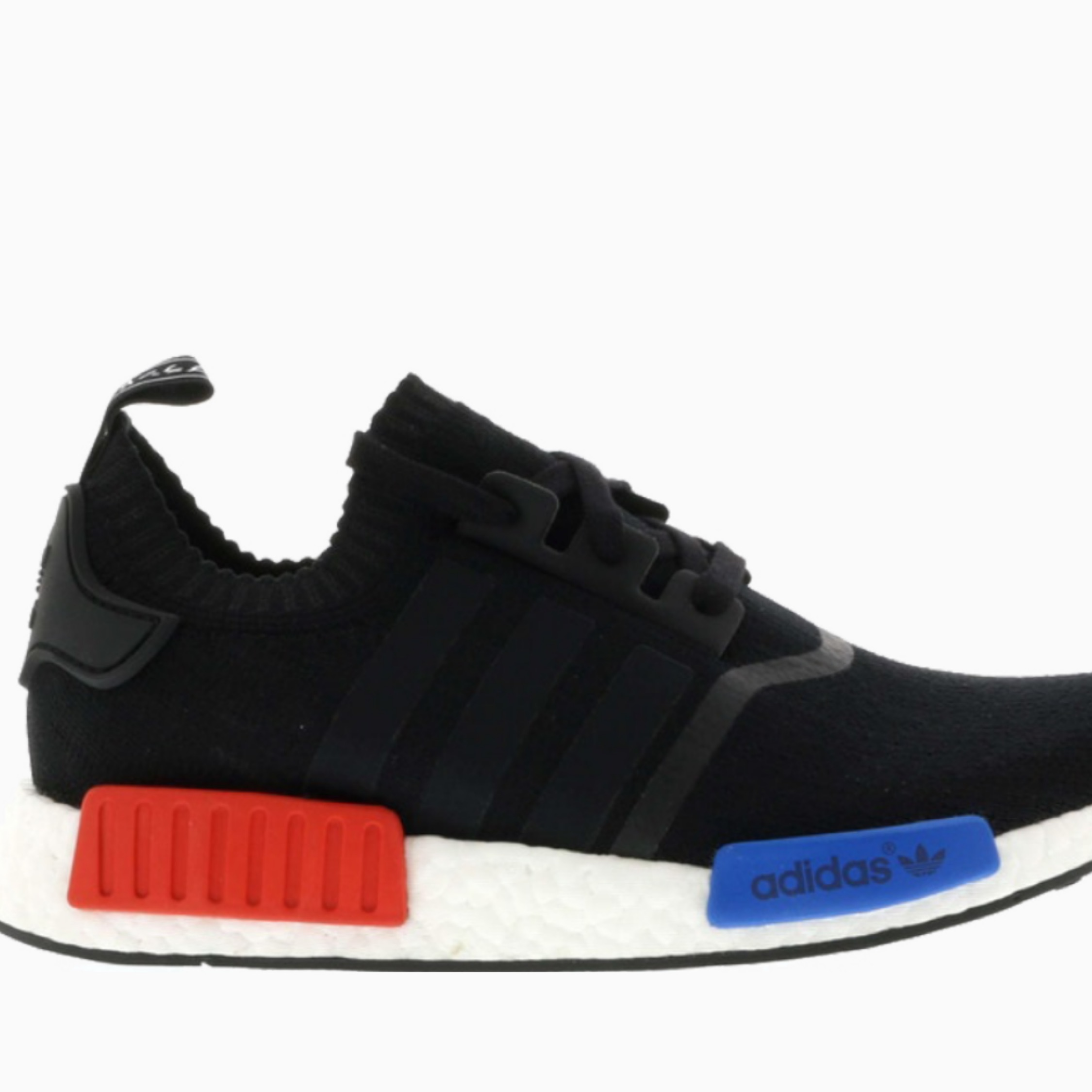 meet 85fcb 0cb1a Adidas Nmd R1 Core Black Lush Red (2015/2017)