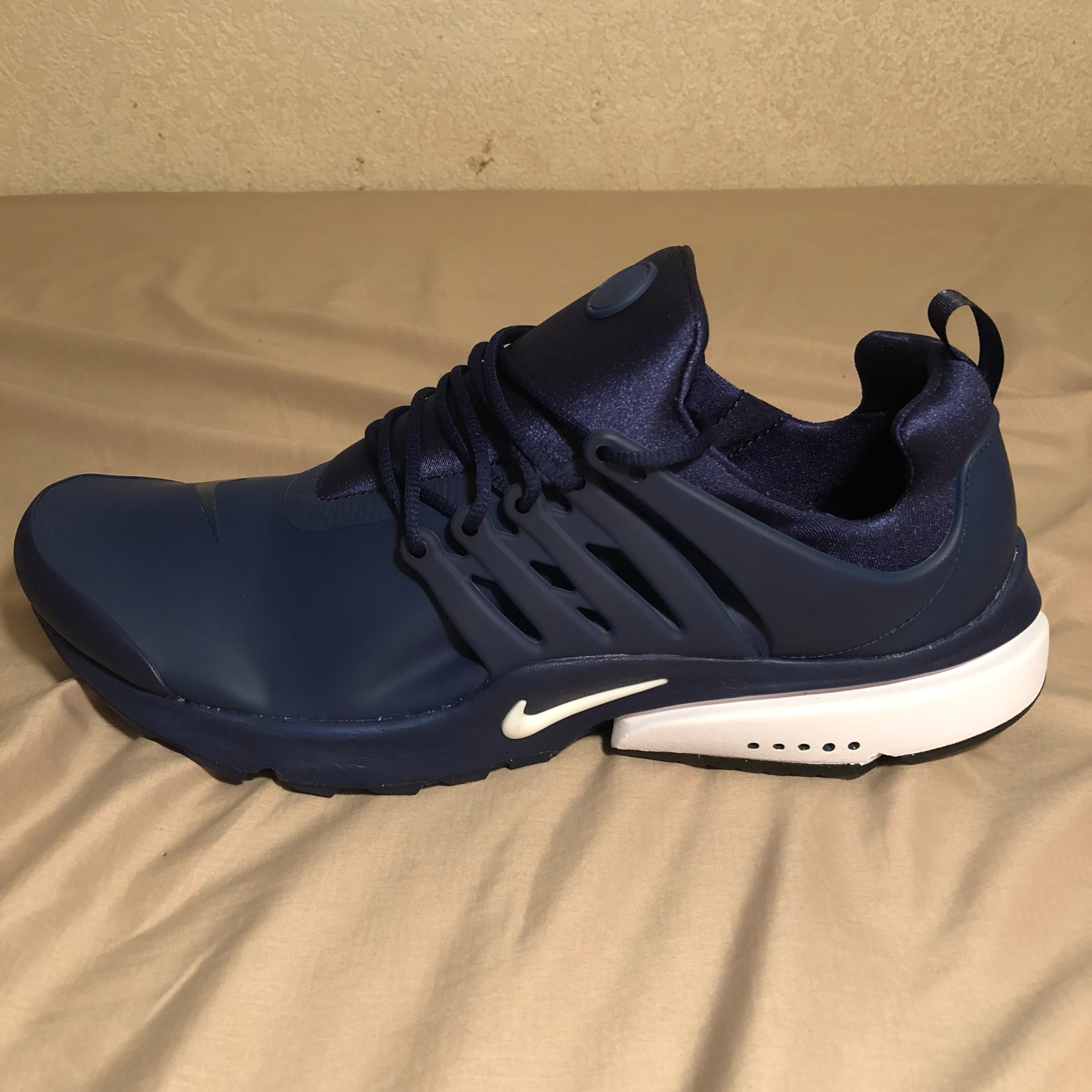competitive price 05d3c b9504 Nike Air Presto Low Utility Binary Blue