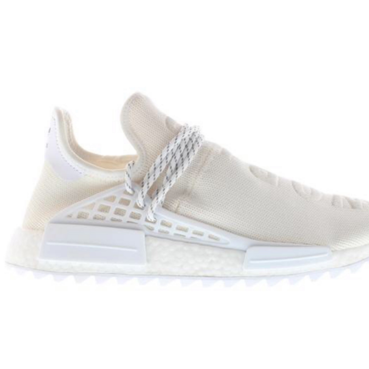 big sale 64890 67433 Adidas Human Race Cream