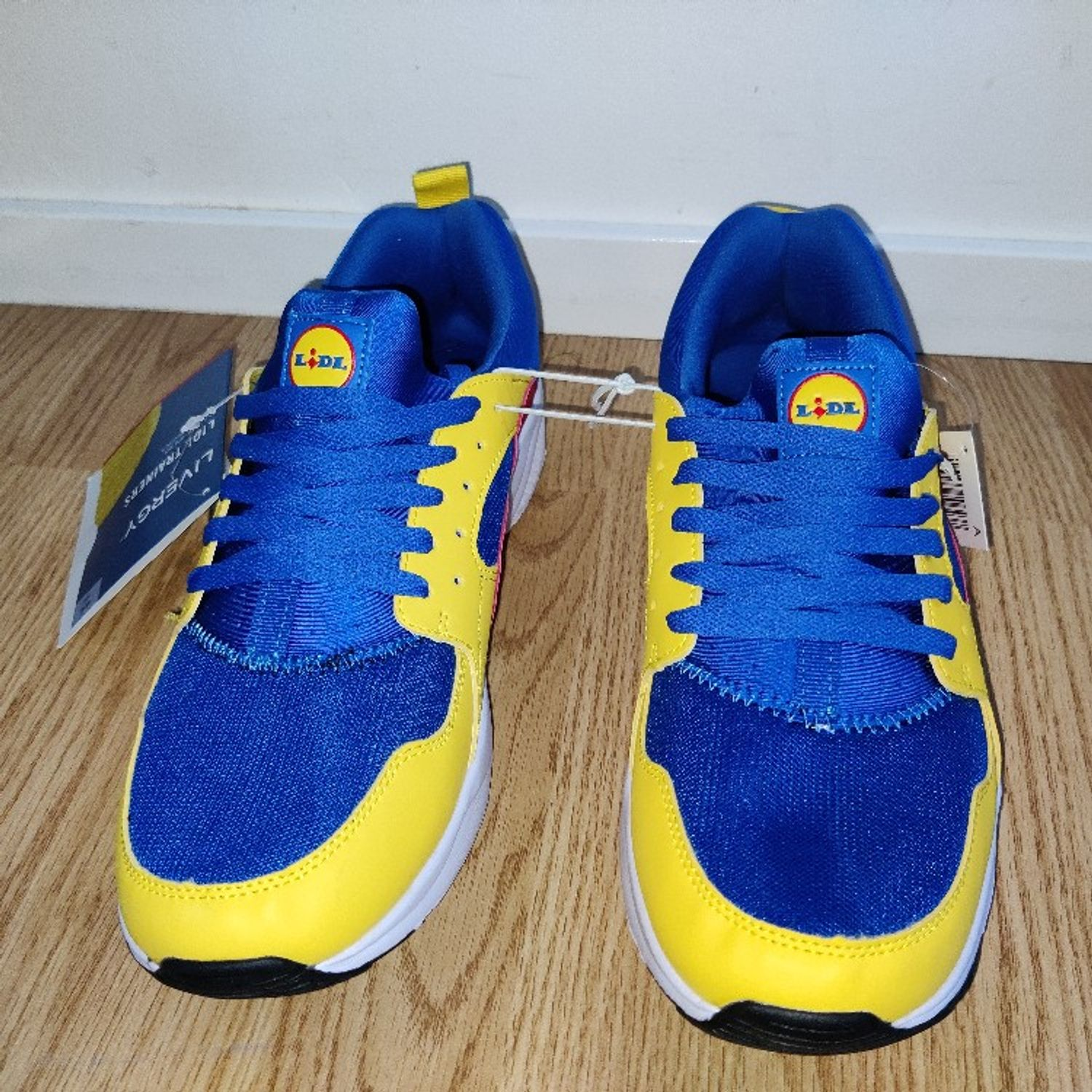 Desgracia infancia analizar  [LIMITED LIDL FAN COLLECTION] - Lidl x Livergy Trainers