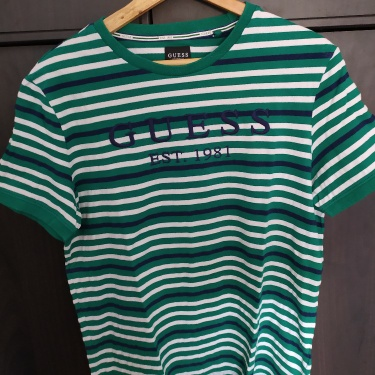 GUESS Striped t-shirt NEW