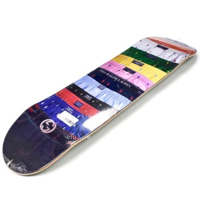 Polo Boxers Skate Deck Ds