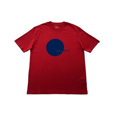 Palace Spot Tee Red Size Xl