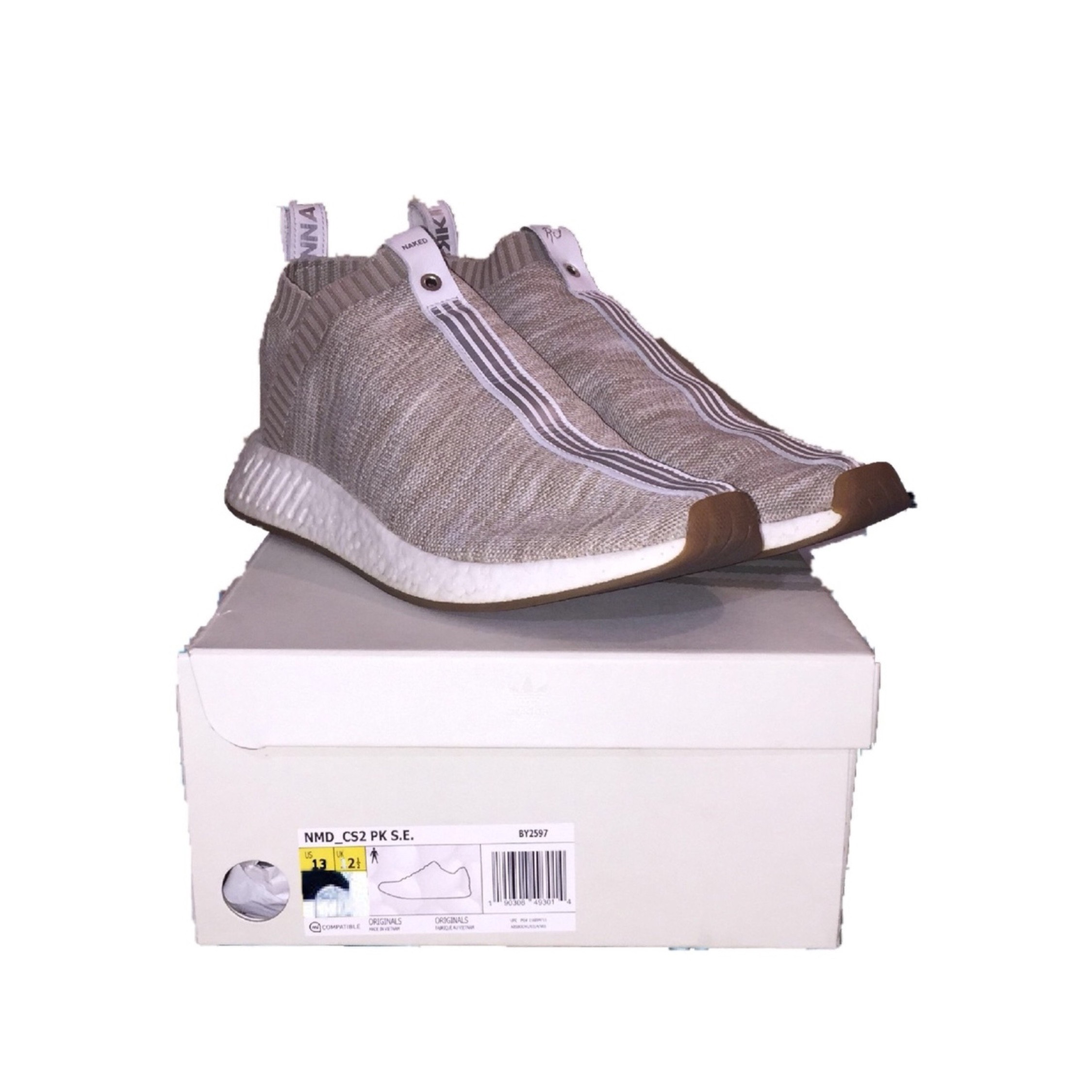 78fb6d40c Kith X Naked X Adidas Nmd  Offers Trades