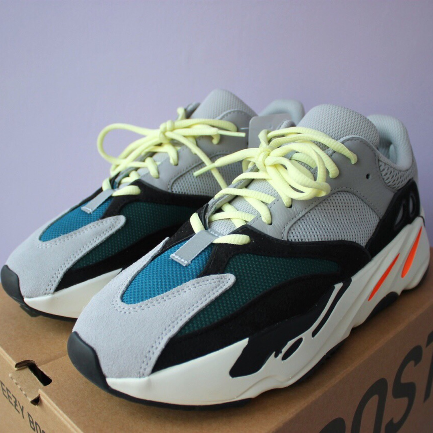 finest selection ce7d3 f46dd Adidas X Kanye West Yeezy Boost 700 Wave Runner