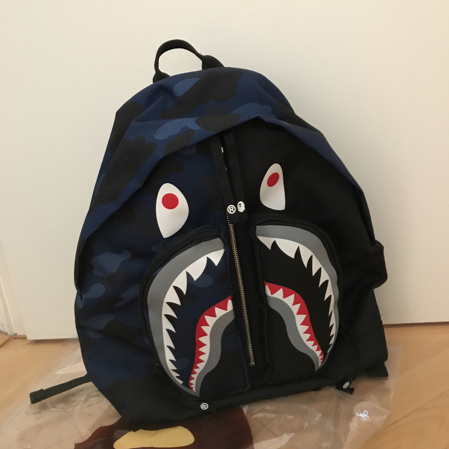 Bape Shark Backpack >> Bape Shark Backpack Steal