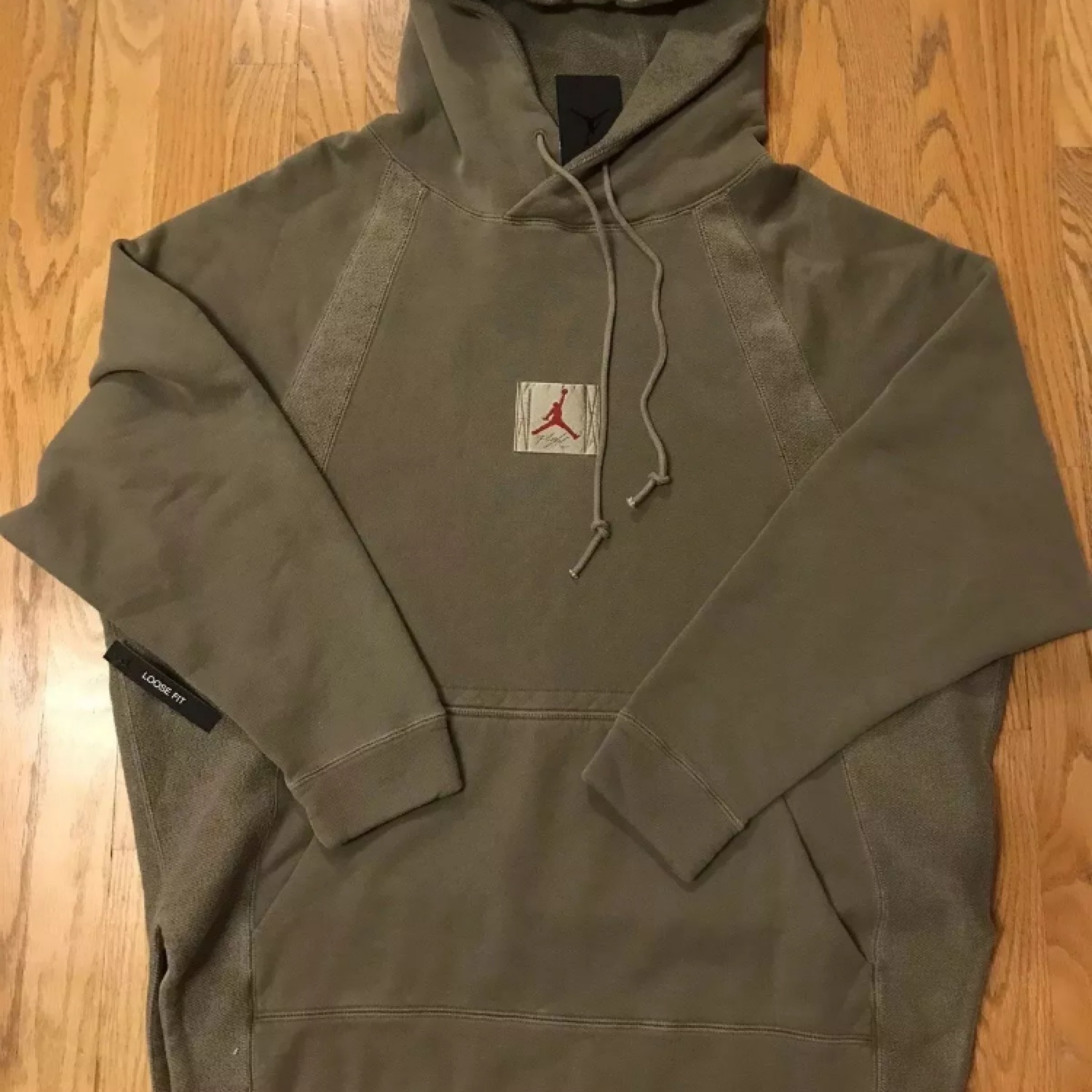 Air Jordan Flight Wings Hoodie Premium Loose