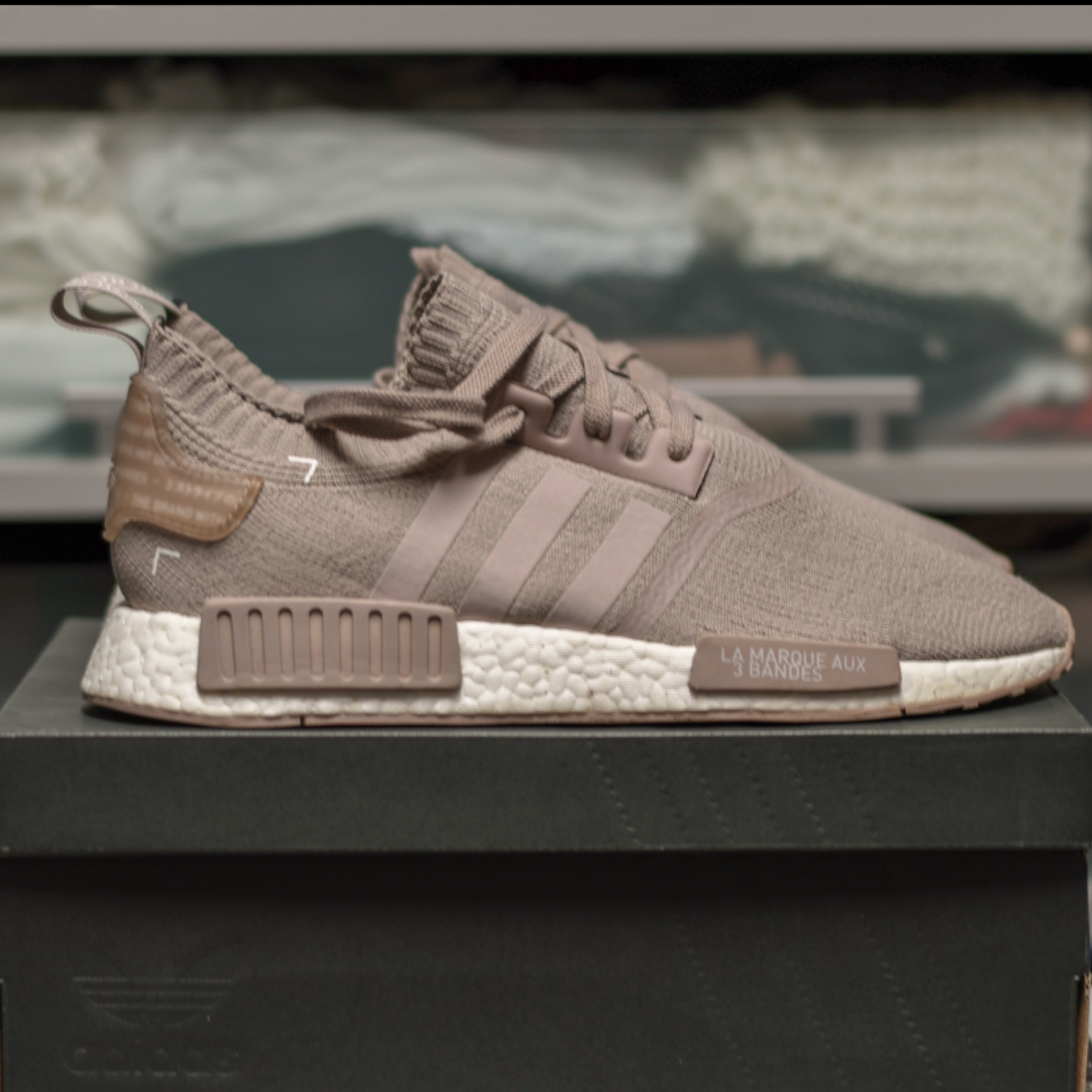 adidas NMD R1 PK Beige France Release Date |