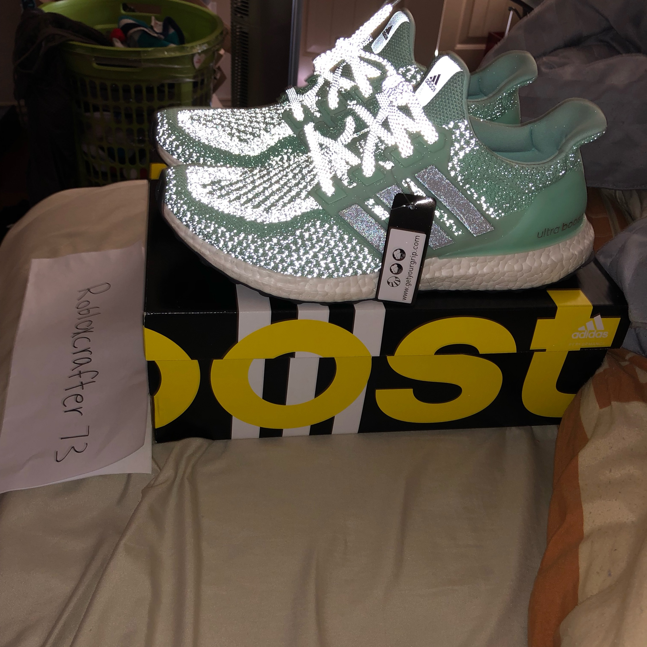 sports shoes 8834d 1bc6c Miadidas Ultraboost Lady Liberty Rare Colorway