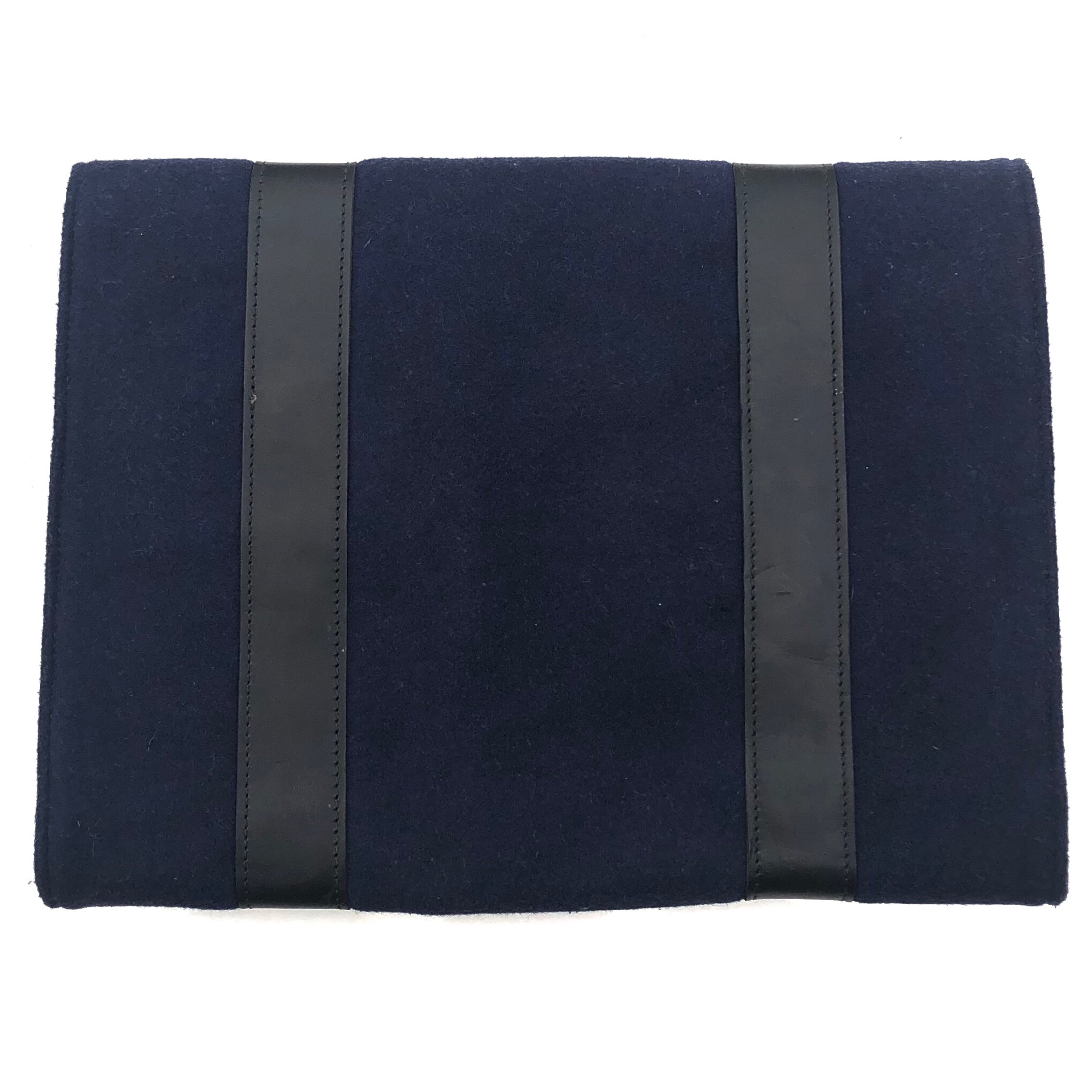 Authentic Christian Dior Navy Blwool