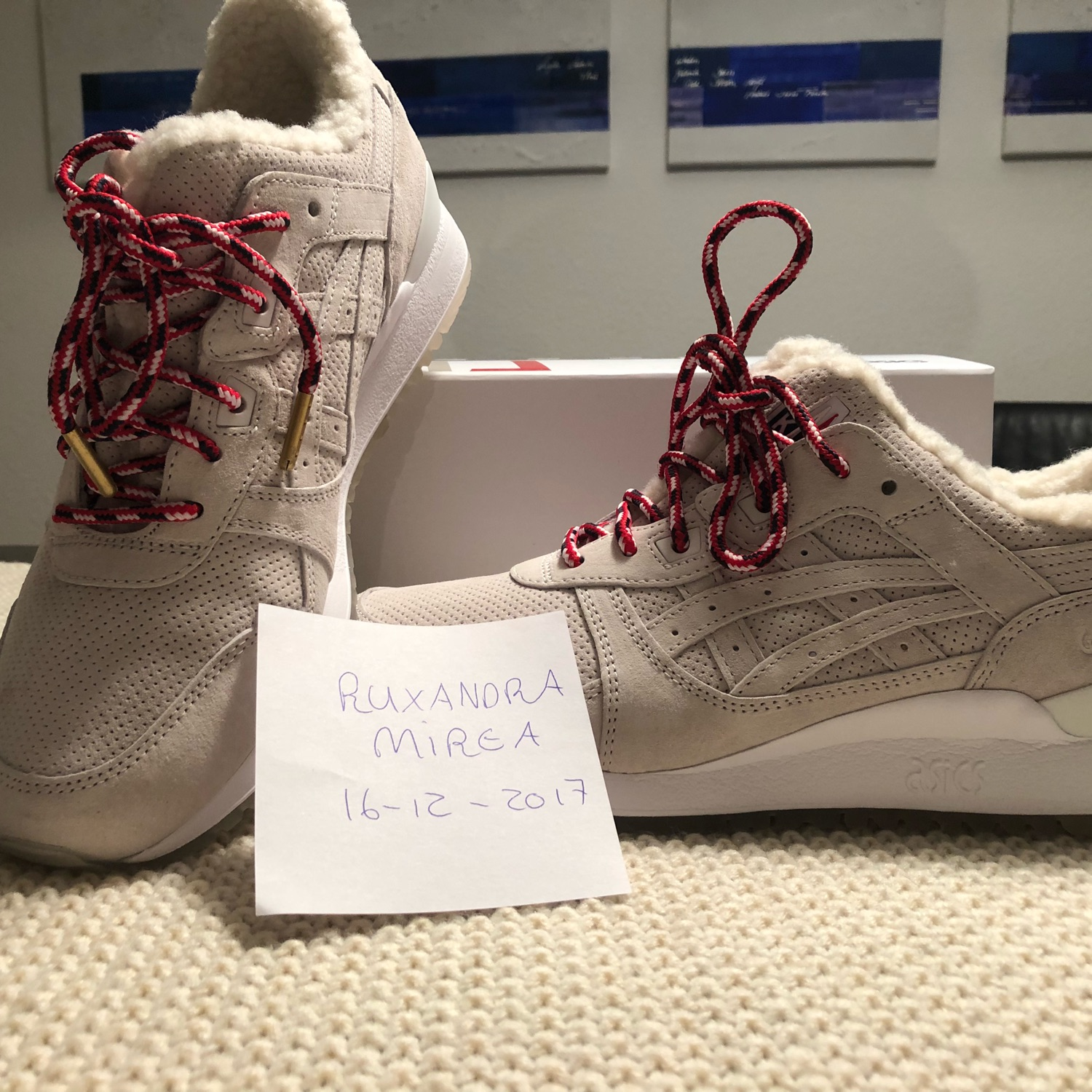 separation shoes 283a7 19ff2 Kith X Moncler X Asics Gel-Lyte Iii