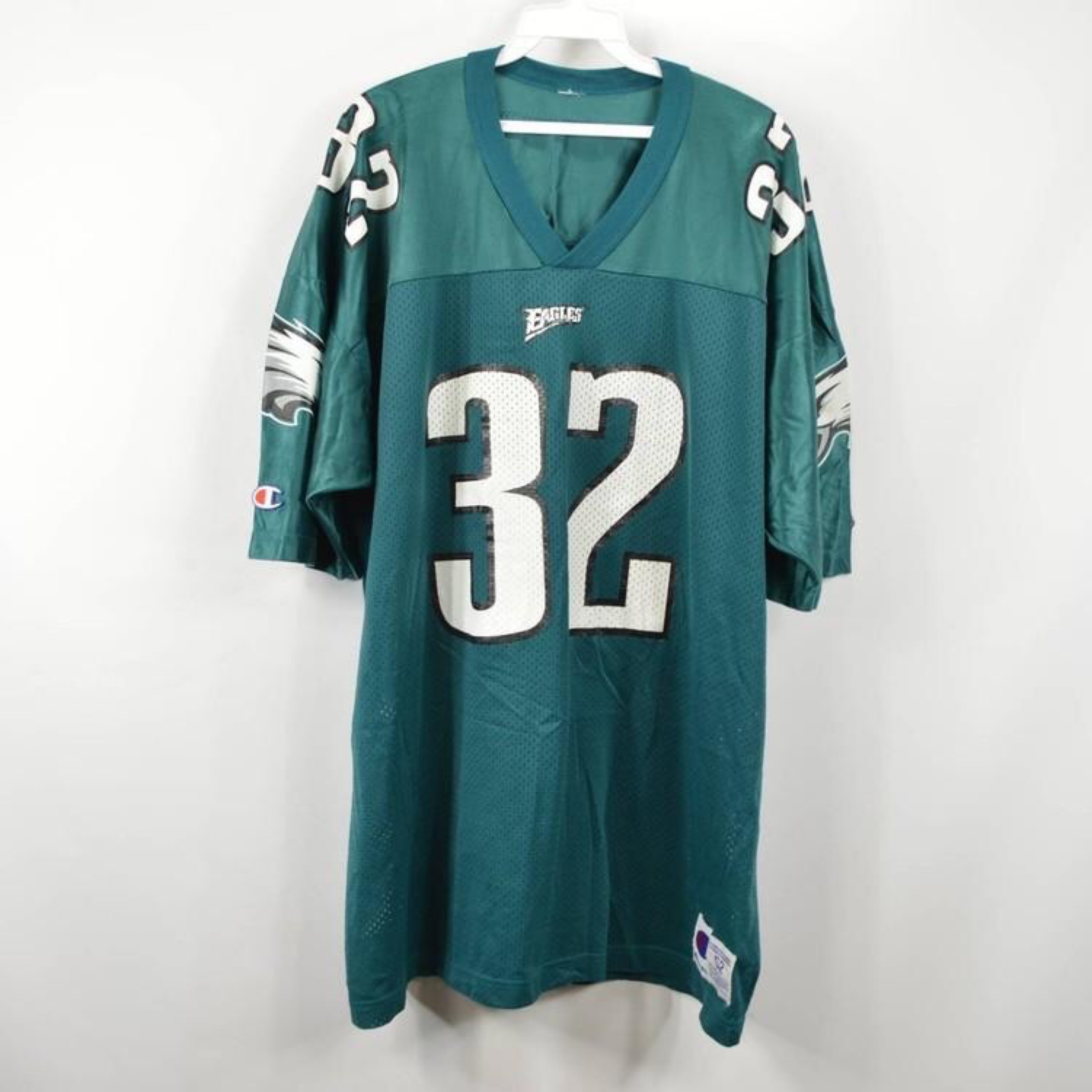 79a39220 Vintage Champion Eagles Jersey