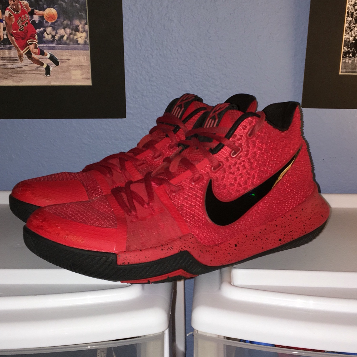 the best attitude 4d113 f05e2 Kyrie 3 Candy Apple