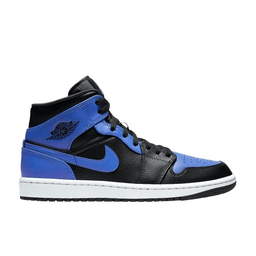 Jordan 1 Mid Hyper Royal