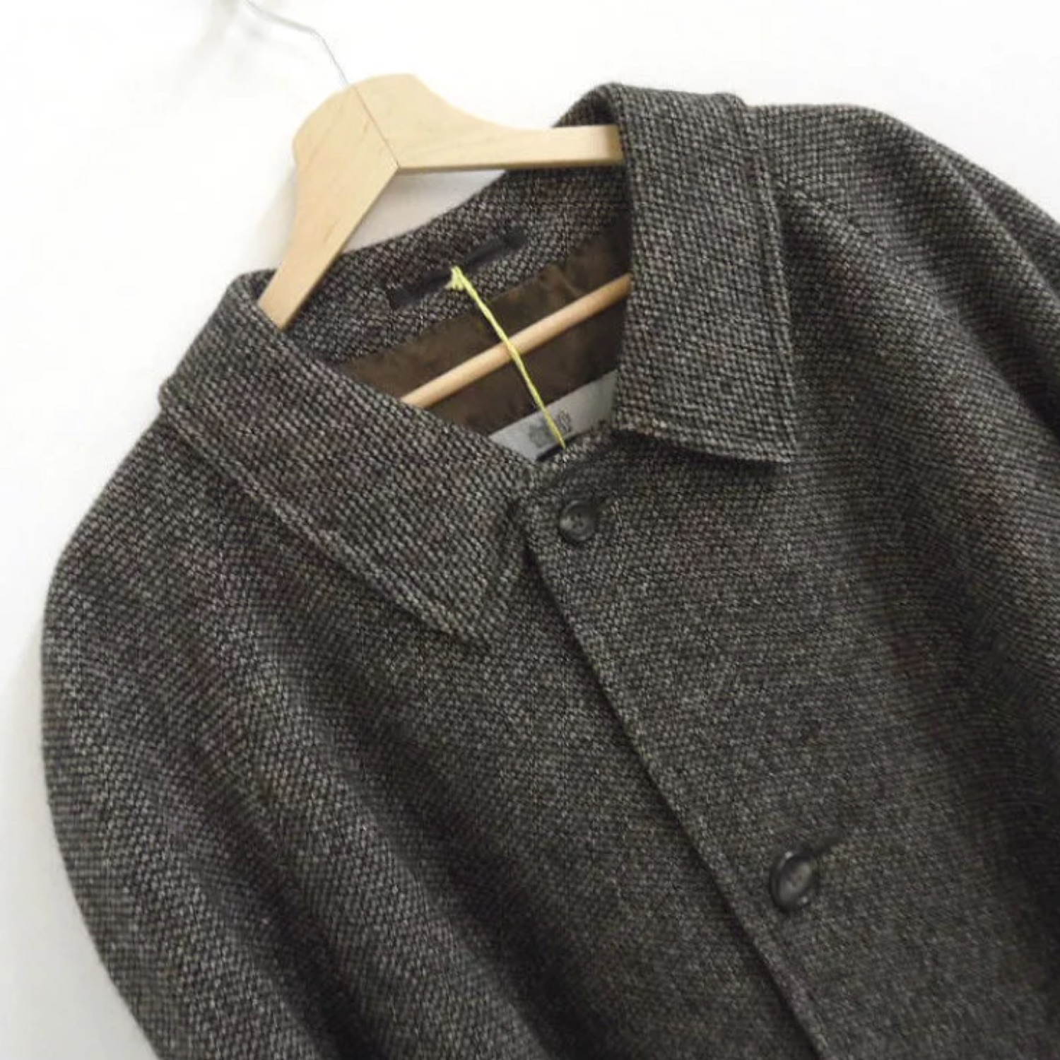 clearance sale well known preview of Men's Bnwt Aquascutum Lambswool Trench Coat: J642