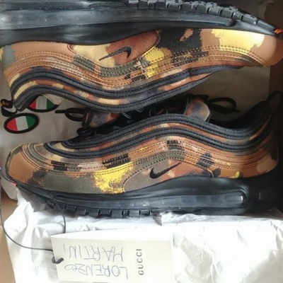 Nike Air Max 97 Camo Pack Italy