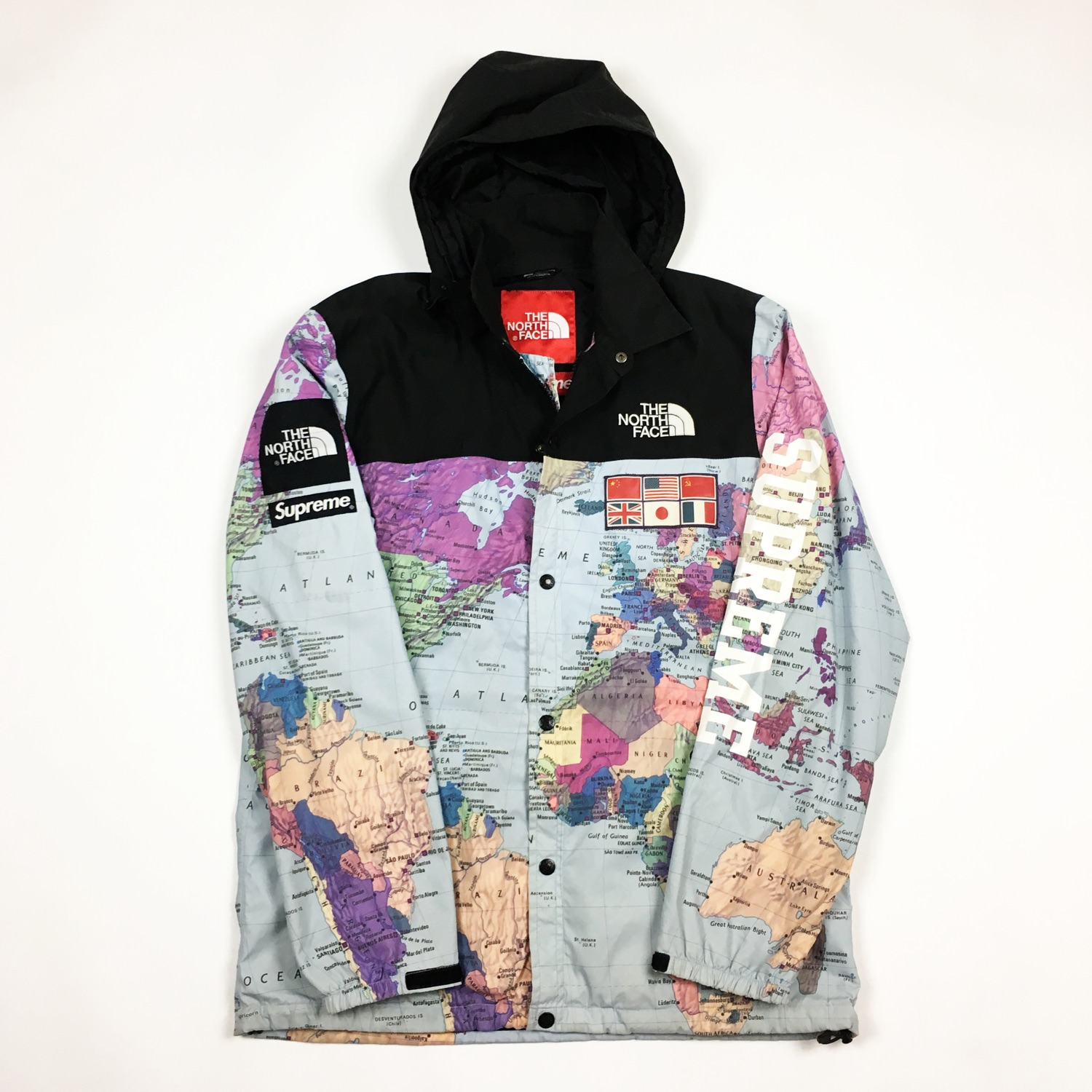 Supreme X The North Face Expedition Coach Jacket