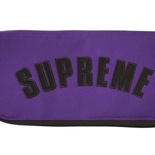 Supreme The North Face Arc Logo Organizer Purple