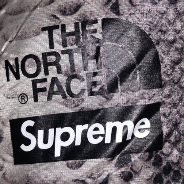 New Supreme X North Face Reversible Bucket Hat