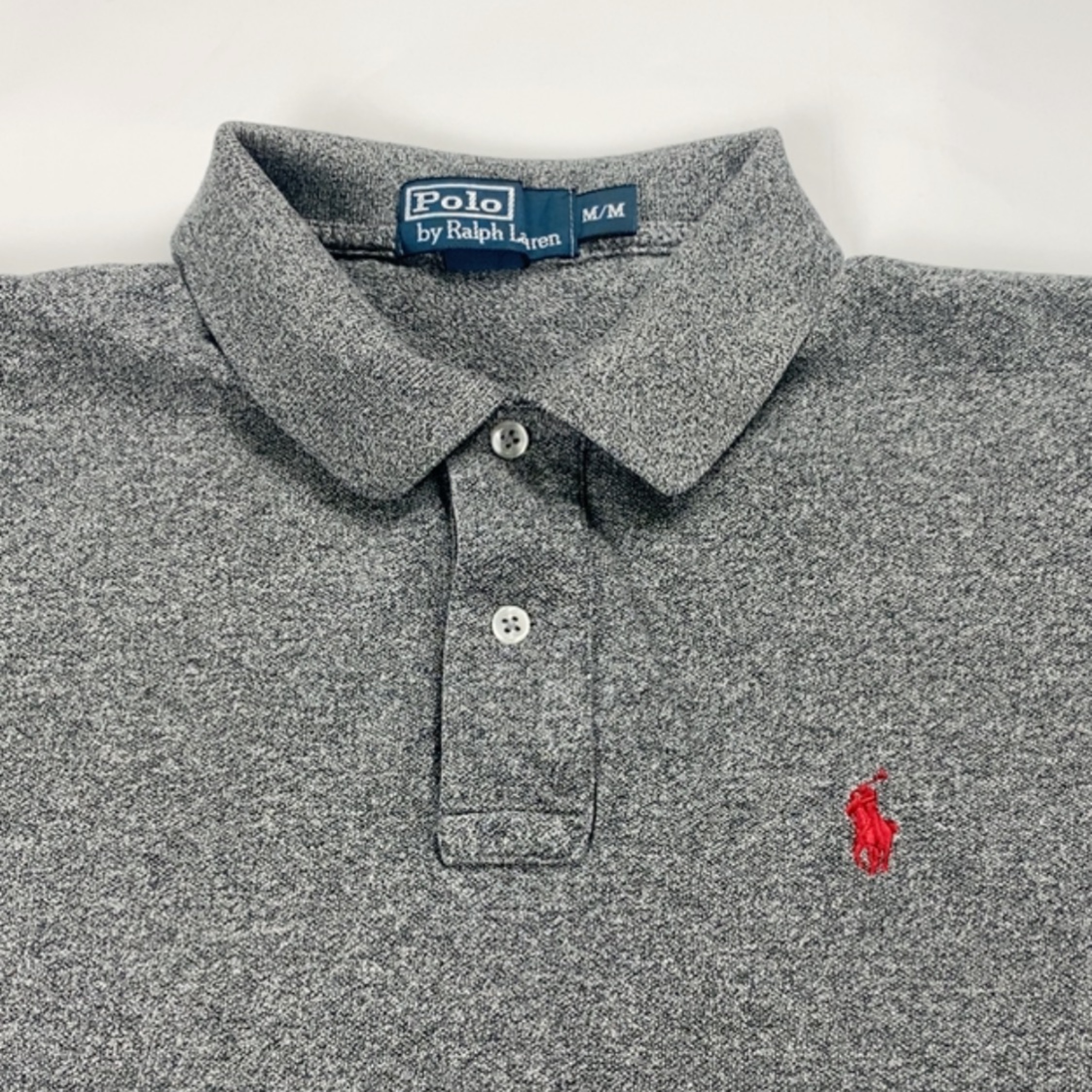 Ralph Lauren Vintage Grey Polo